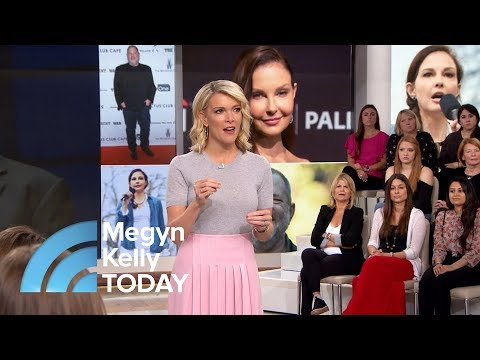 To Women Being Sexually Harassed: 'No Is An Available Option' | Megyn Kelly TODAY