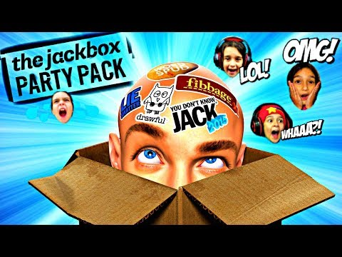 JACKBOX FUN WITH THE BFFS - WINNER SPINS THE WHEEL on XBOX ...