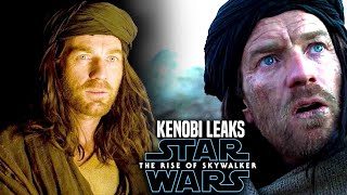 The Rise Of Skywalker Kenobi Leaks Revealed! WARNING (Star Wars Episode 9)