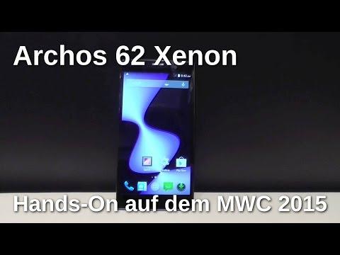 Archos 62 Xenon - Hands On mit dem preiswerten Riesen-Phablet