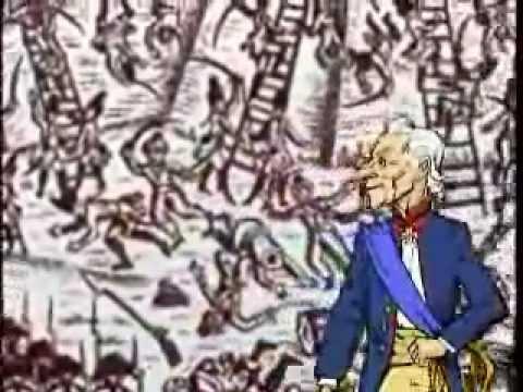 Александр суворов мультфильм
