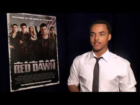 Connor Cruise: Red Dawn Casts Visits Port Hueneme Military Base In Oxnard, CA