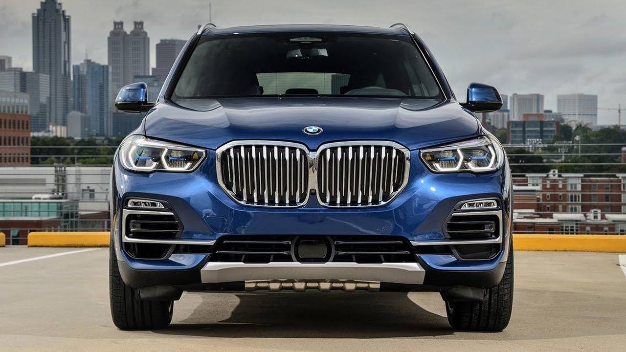 BMW X5 2019 Тест Драйв / Новый Кузов (G05) - YouTube