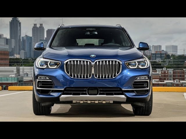 Обзор BMW X5 2019 года