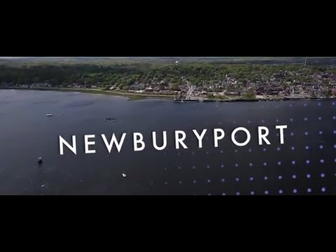 Newburyport, MA Aerial Video