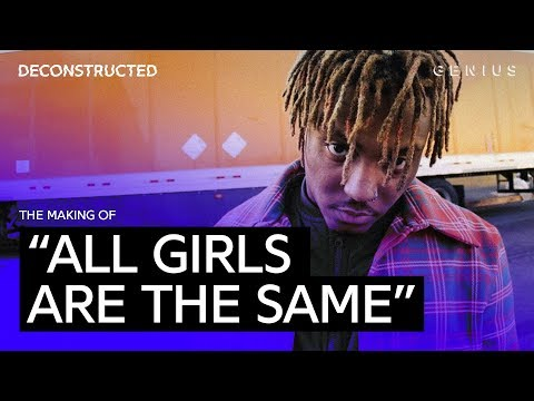 "The Making Of Juice WRLD's ""All Girls Are The Same"" With Nick Mira 