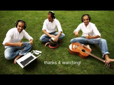 latrama - a triple impromptu performance