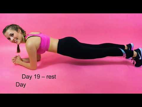 Just Do This Plank For 4 Minutes Daily & Lose Belly Fat & Tighten Your Belly - Flat Stomach Exercise