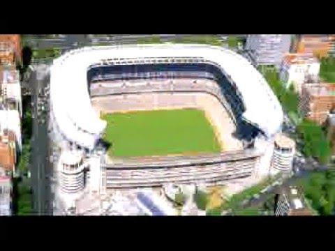 REAL MADRID HISTORY XX XXI