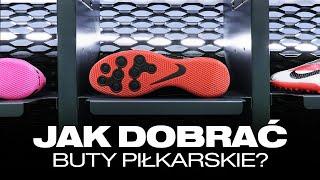 Jak Dobrac Buty Pilkarskie Koza Sport X Zgoda Fc Youtube