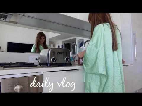 daily vlog x olivia jade