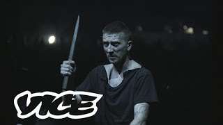 Colin van Eeckhout, de zanger van metalband Amenra | Noisey