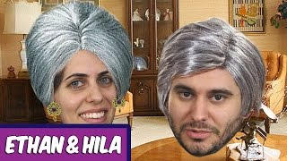 Uncle Ethan & Auntie Hila (GONE MAYONNAISE)