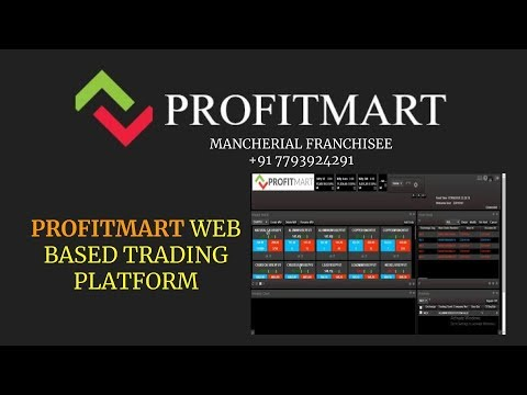Web based trading platform questrade