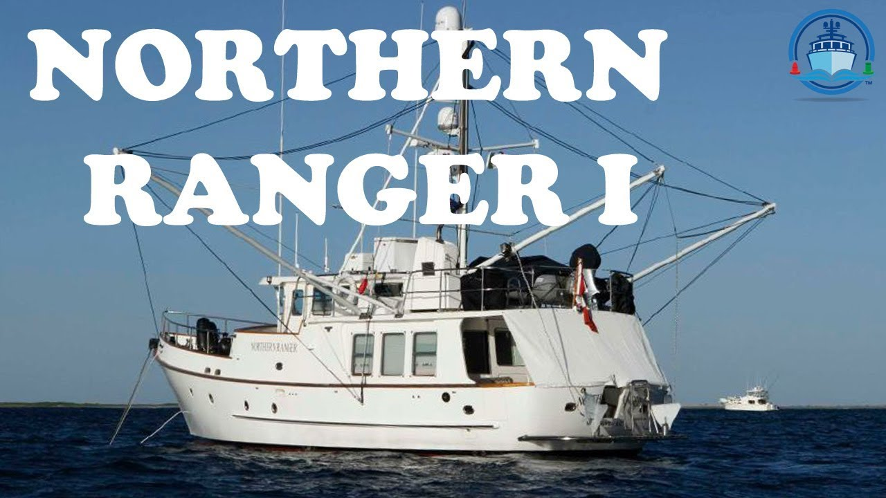 Trawler for Sale – Nordhavn 46 – Northern Ranger I - SOLD!