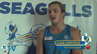 Liam Griffiths Pre-Season Interview
