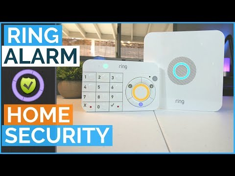 Ring Alarm Home Security System Review - Ring DIY Security System For Home Monitoring