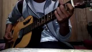 Tutorial guitar Exist - untukmu ibu cover by Rocker90an🎸🎸