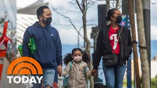 CDC Recommends Americans Cover Their Faces In Public | TODAY