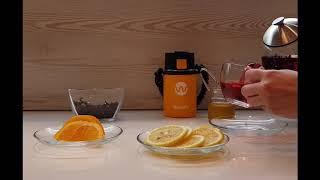 Как приготовить чай из листового каркаде ● Термобутылка WaterFit ● Термос для чая