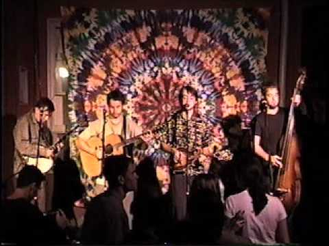 Snow on the Pines - Yonder Mountain String Band