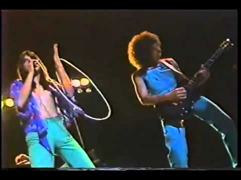 Journey & Steve Perry - Lights & Stay Awhile 1980 japan