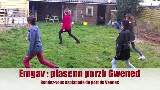 07/05/2016 : Flashmob Redadeg e Gwened – Surprenons Vannes !