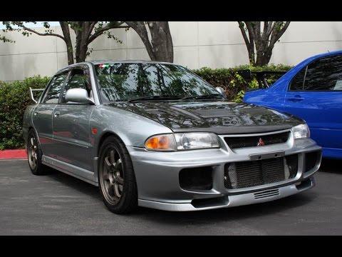 Insane Mitsubishi Lancer Evolution 3 Exhaust Sound