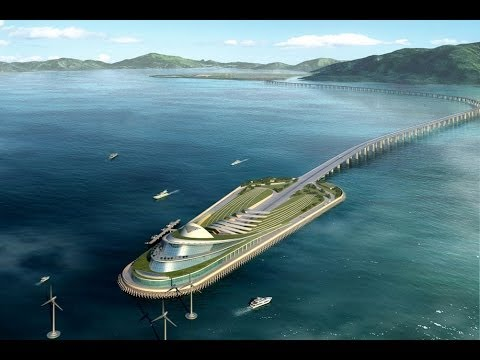 Hong Kong -- Zhuhai -- Macao Bridge (HZMB)