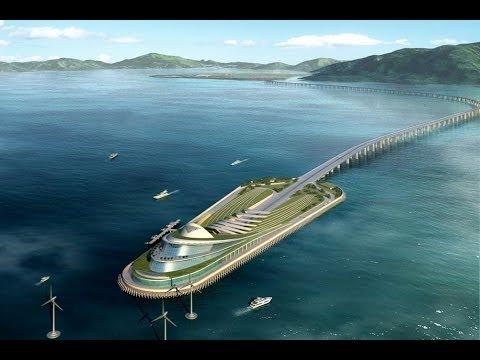 Hong Kong -- Zhuhai -- Macao Bridge (HZMB)