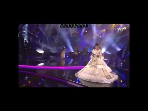 Eurovision Song Contest 2013 - Denmark winner (The Voting)HD