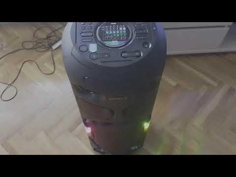 Sony Mhc V42 D