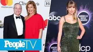 Taylor Swift, Cardi B, Halsey & More Amas 2019 Highlights, Hoda Kotb Is Engaged! | Peopletv