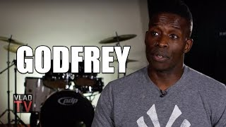 Godfrey Does Dennis Rodman Impression, Reacts to Transgender Story (Part 19)