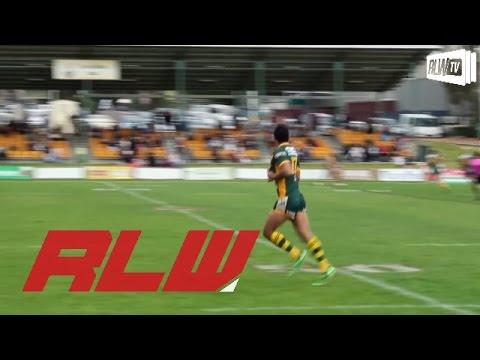RLW TV: Damon Goolagong highlights | Rugby League Week