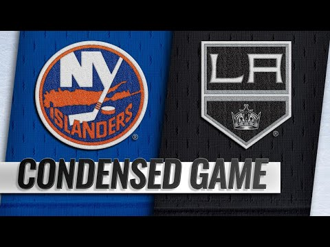 10/18/18 Condensed Game: Islanders @ Kings
