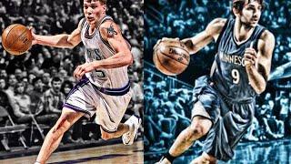 NBA Elites Part 1|Jason Williams vs. Ricky Rubio