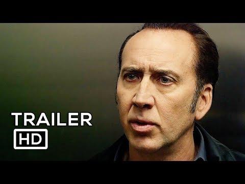THE HUMANITY BUREAU   2018 Nicolas Cage SciFi Movie HD