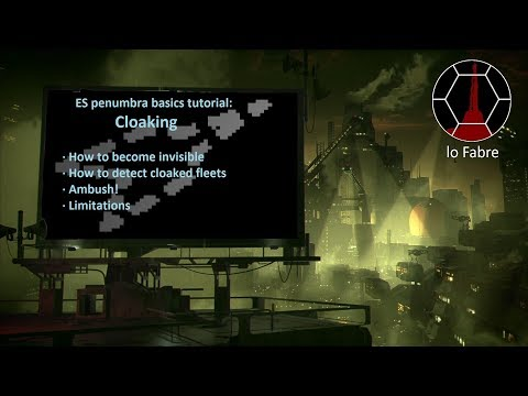 ES2 penumbra basics tutorial - Cloaking and detection (English) |