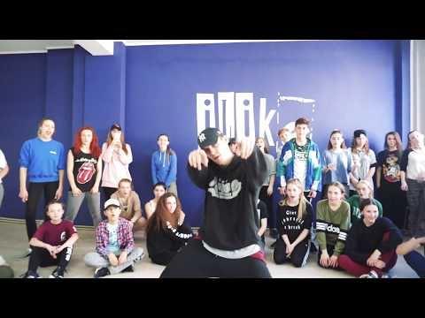 Missy Elliot - I'm Better (Remix) | HipHop Choreography by Yarik Nikolaev | iLike dance complex