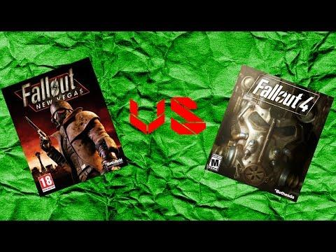 Close Enough: Fallout 4 vs Fallout New Vegas