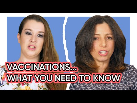 Vaccinations... what you need to know | Channel Mum
