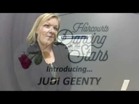 JUDI GEENTY - Harcourts Rotorua Dancing With The Stars 2016