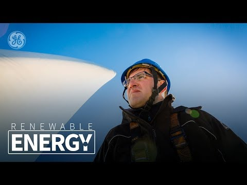 How To Install Wind Turbine Ge Renewable Energy Project Manager Uygar Durgunay