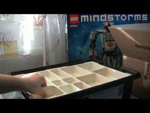 """Обзор набора Lego 45560 """"Ресурсный набор Lego Mindstorms EV3"""""""