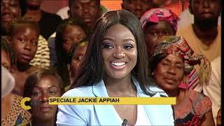 Cover images CMIDI du 24 Mai 2019 spéciale Jackie APPIAH, l'intégrale