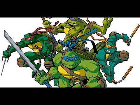 High Score Project — Teenage Mutant Ninja Turtles (Metal Cover)
