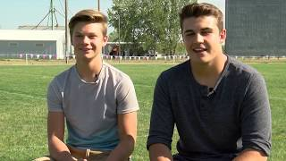 Finding Family: Proulx brothers feeling at home in Big Sandy