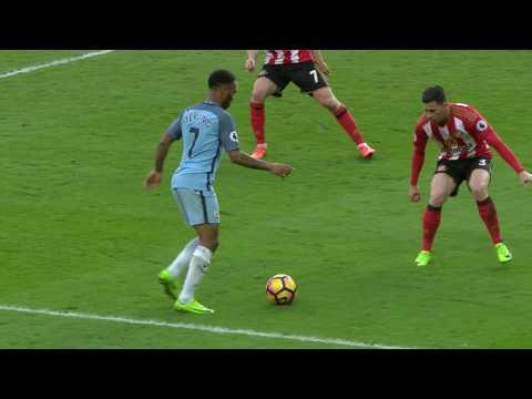 FT Sunderland 0 - 2 Manchester City