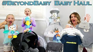 Last Shopping Haul For Baby Brother! He's Almost Here!! Beyond Baby Update